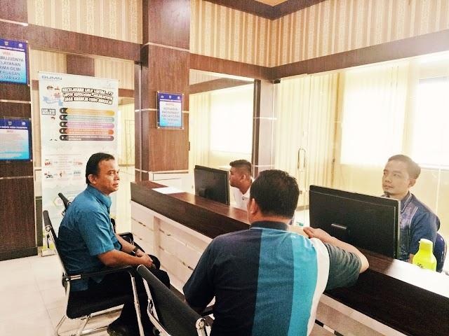 Samsat Hadir di MPP, Bayar Pajak Kendaraan Sudah Bisa Di Balaikota Payakumbuh