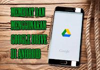 cara mengirim video lewat google drive
