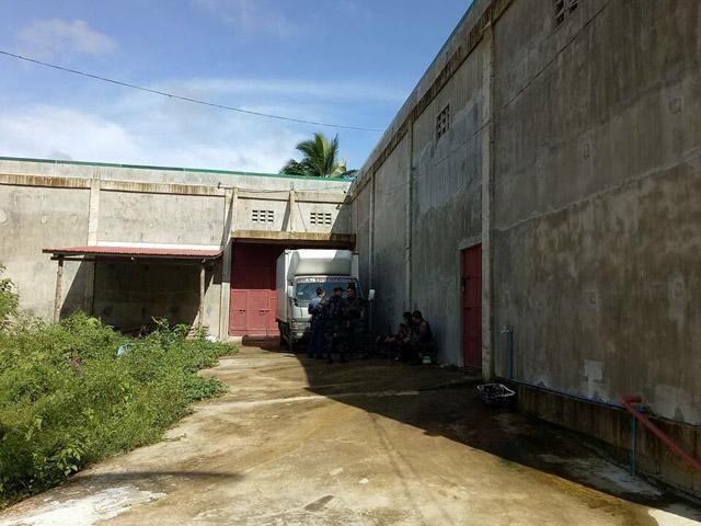 Police Discovers Hi-Tech Shabu Laboratory in Catanduanes