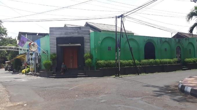 Tanah Bangunan Istimewa Pinggir Jalan Tengah Kota Barat Malioboro di Jl. Hoscokroaminoto Kodya