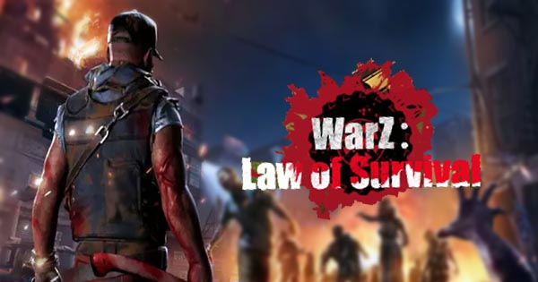 WarZ: Law of Survival v1.4.6 Apk + Data Mod [Unlimited Craft]