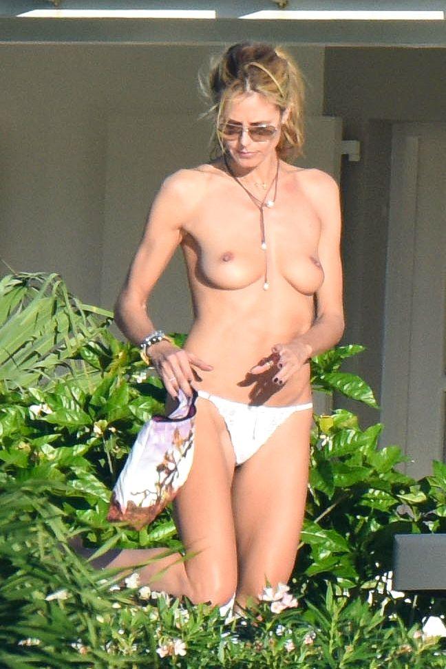 Heidi klum nakedpussy pics #12