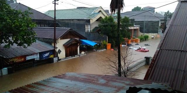 Banjir Manado, Tiga Warga Meninggal dan Satu Hilang