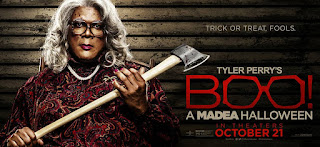 Movie Download: Tyler Perrys Boo 2 A Madea Halloween (2017) 720p, 1080p BluRay [MEGA]