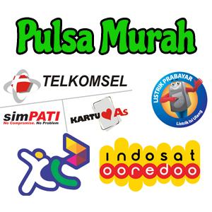 Daftar Agen Pulsa All Operator Dan Token Listrik Grapari Telkomsel