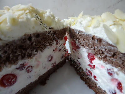 "Ciasto ""Porzeczkowa pokusa"""