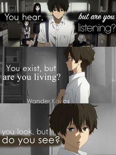 Sad Anime Boy Live Wallpaper
