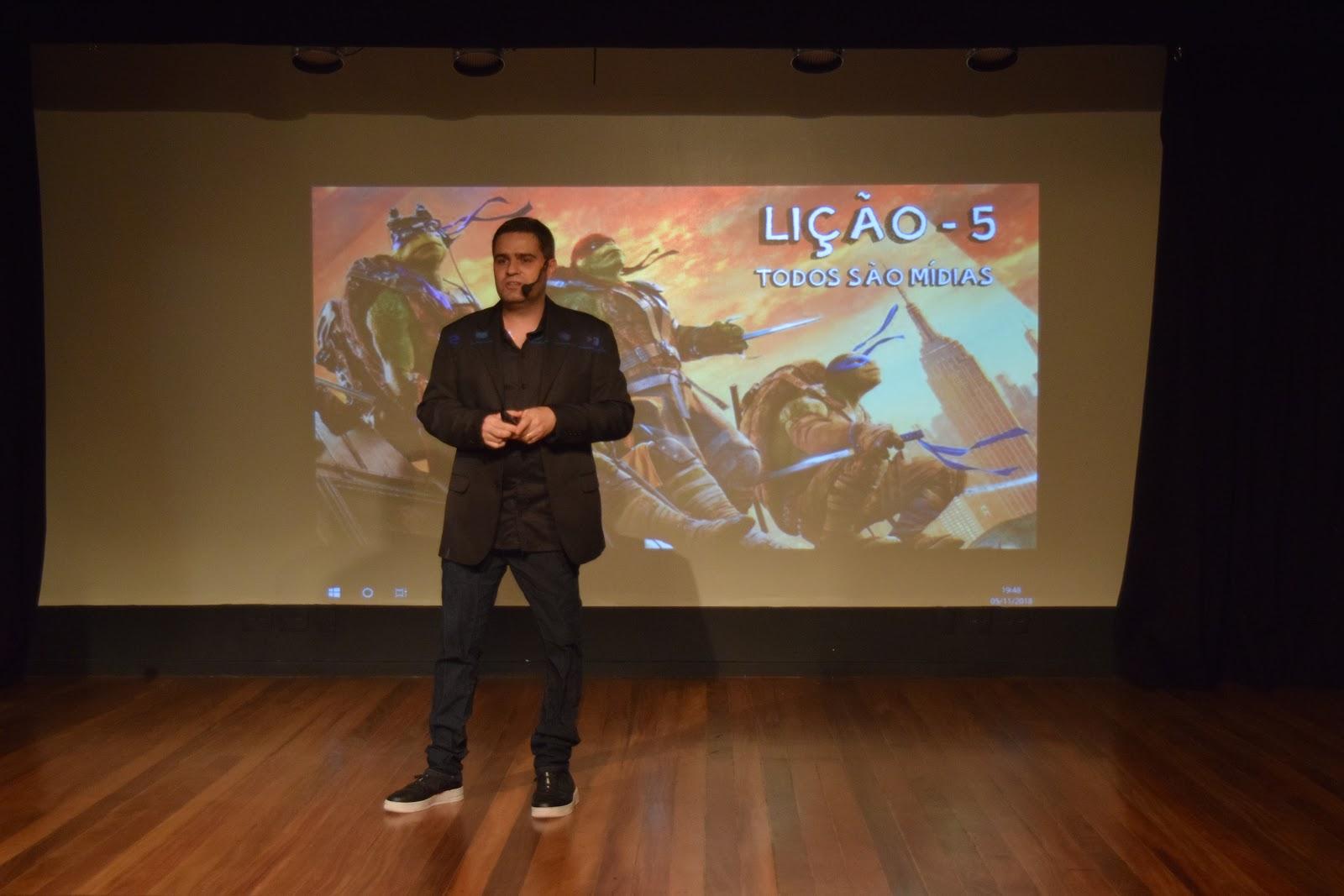 Workshop com Cláudio Rabelo: confira os destaques do evento