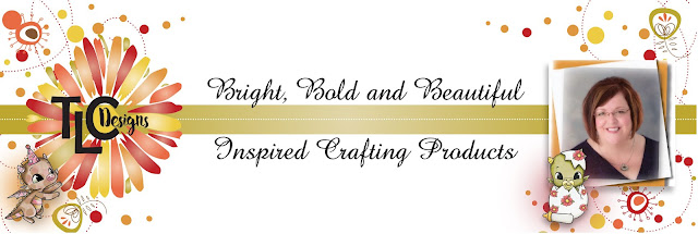 TLC Designs new Inspirational Blog Logo header picture