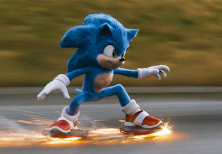 sonic the hedgehog ikon video game