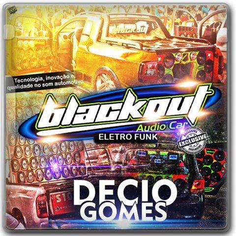 CD BLACKOUT AUDIO CAR - RIO VERDE-GO