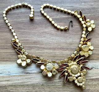 Back of Juliana Necklace