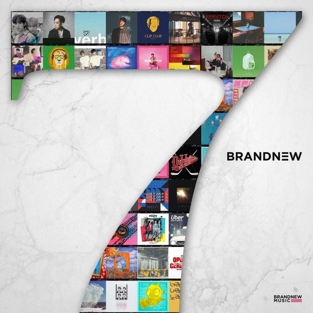 BRANDNEW MUSIC – BRANDNEW YEAR 2018 `BRANDNEW 7`
