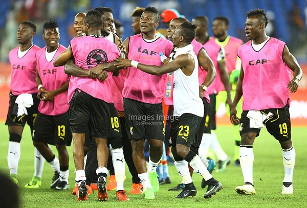 AFCON 2017: Black Stars receive US$ 1.5 million for finishing fourth