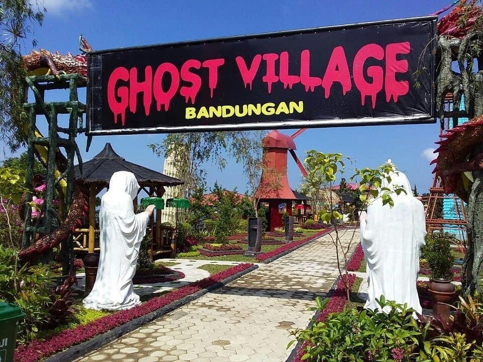 Ghost Villa Bandungan