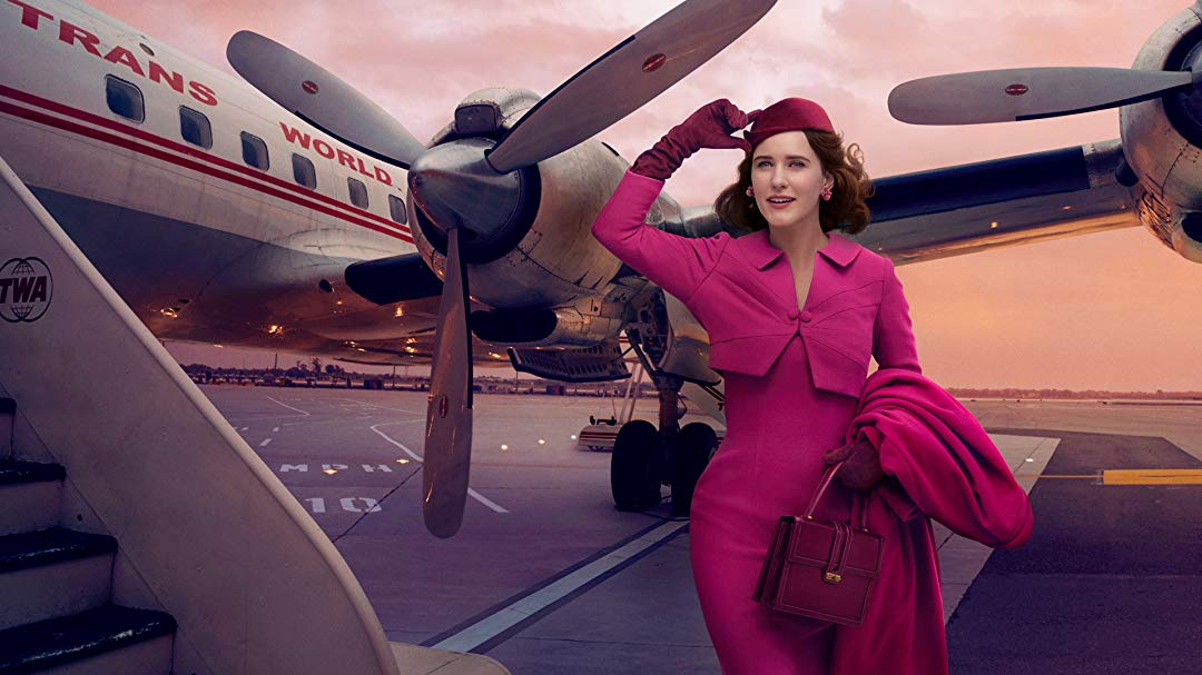 Miriam en la tercera temporada de 'The Marvelous Mrs Maisel'