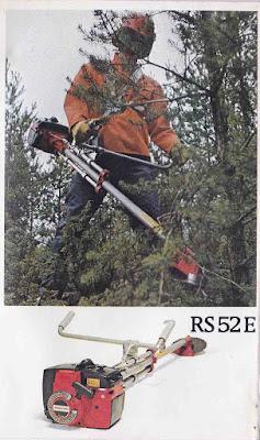 JONSERED RS52E