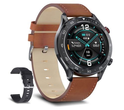 BEBINCA B518 Bluetooth Calls Activity Tracker Smart Watch