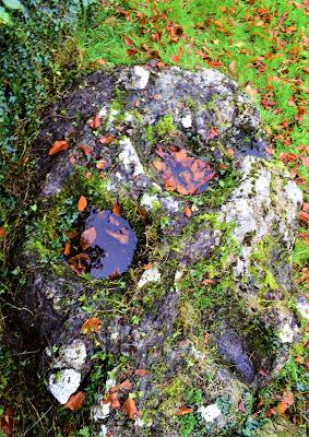 Saint Molua's Bullaun Stone