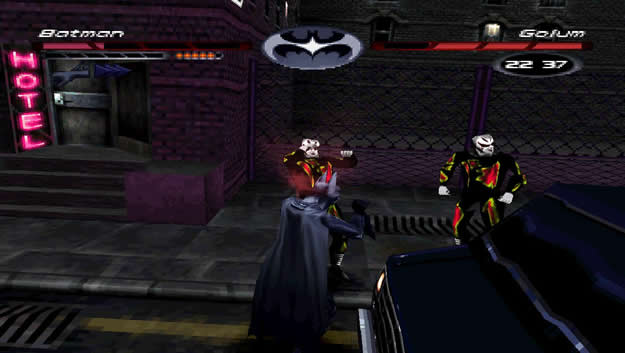 Batman & Robin - On this day