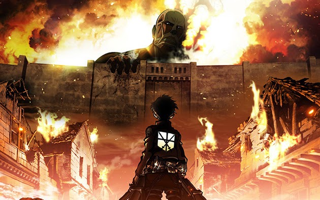 game online attack on titan