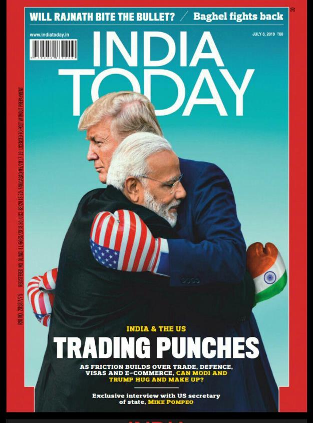India Today July 2019 Current Affairs : For All Competitive Exam PDF Book