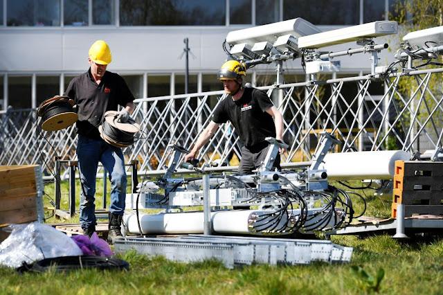هولندا.. أعمال شغب في السجون وهجمات تُخرب أبراج اتصالات خلوية لشبكة الجيل الخامس