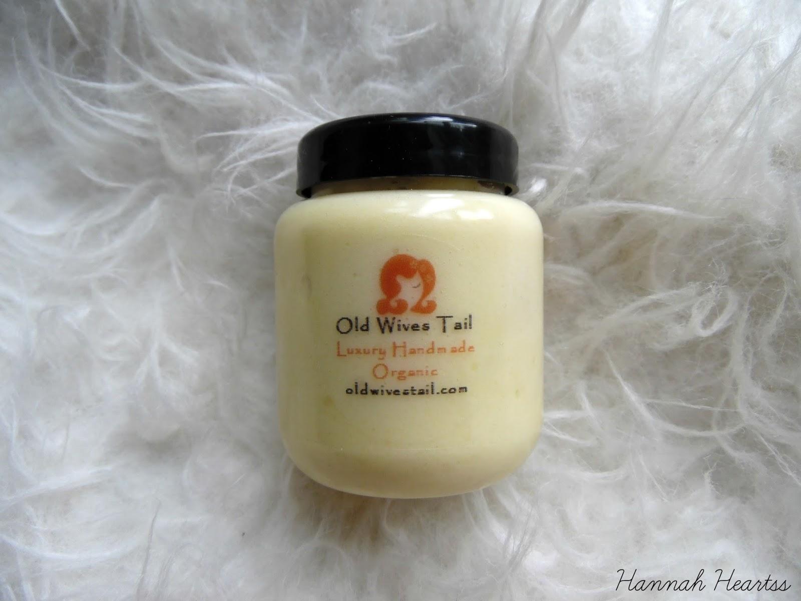 Old Wives Tail Clove & Jojoba Oil Treatment