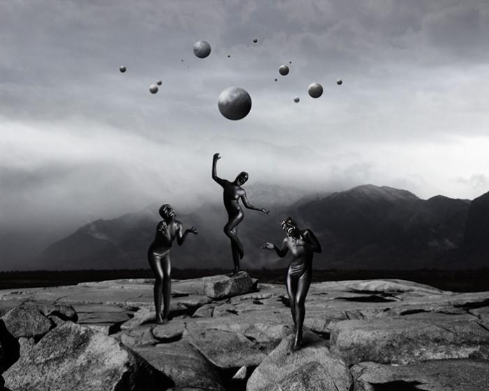 Сюрреалистическое искусство. Stefano Bonazzi (фотограф)