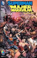 Os Novos 52! Superman & Mulher Maravilha #17