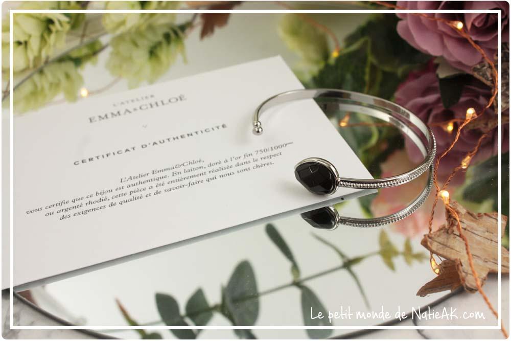 certificat de garantie bijoux