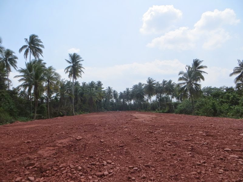 Красный грунт Таиланд