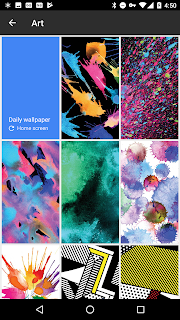 Google Wallpapers - Art