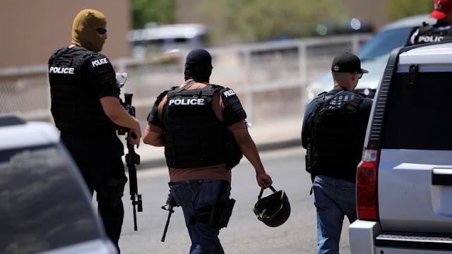 Una mujer logra evitar otra masacre en Texas, que iba a ser perpetrada por su nieto