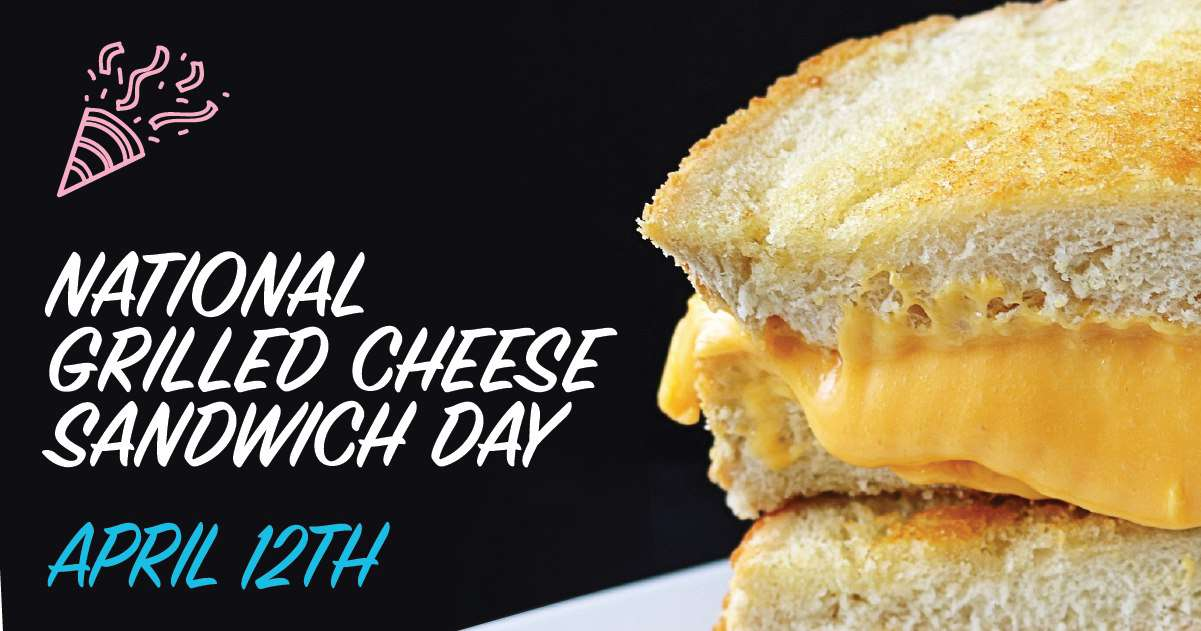National Grilled Cheese Sandwich Day Wishes Lovely Pics