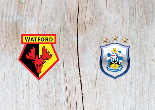 Watford vs Huddersfield - Highlights 27 October 2018