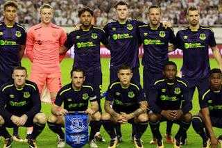 Sejarah Everton fc