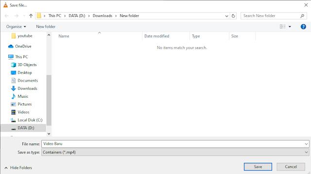 Menggabungkan Audio dan Video Lebih Cepat dengan VLC Media Player