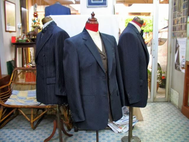 samples suit