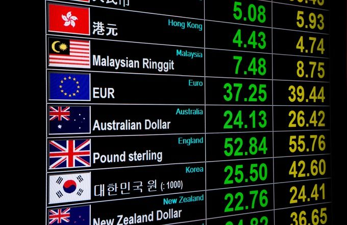 время работы валютных рынка форекс