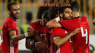 نتيجة مباراة مصر وسوازيلاند اليوم الثلاثاء 16-10-2018 في تصفيات كأس أمم أفريقيا