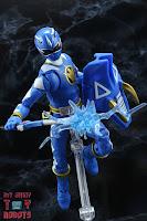 Power Rangers Lightning Collection Dino Thunder Blue Ranger 34