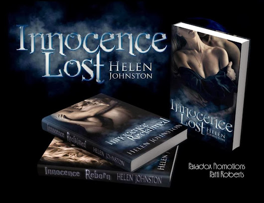 A big welcome to author Helen Johnston and her new release, paranormal romance, Innocence Lost
