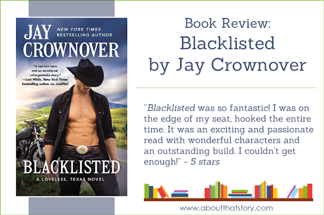 Book Review: Blacklisted by Jay Crownover | About That Story