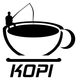 KOPI Launching Logo Kopi