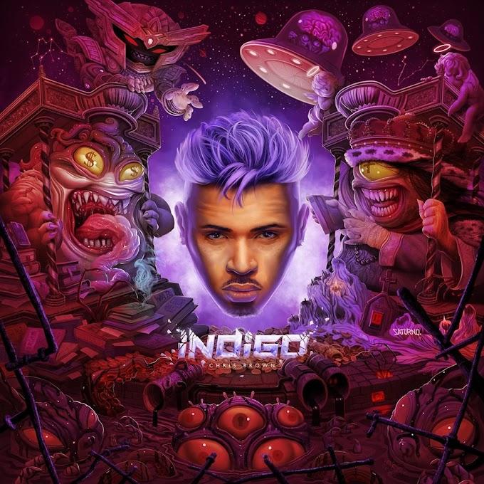 Chris Brown - Indigo  (Àlbum)