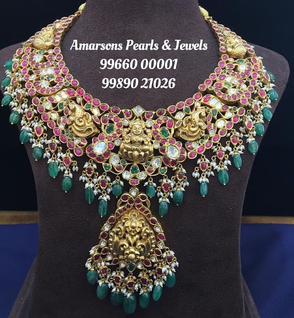 Exclusive Kundan Choker by Amarsons