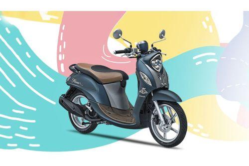 Motor Yamaha Fino 2019