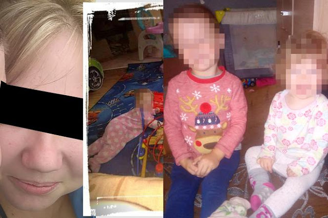 Мать-наркоманка задушила троих детей, тела малышей в кроватках нашла бабушка