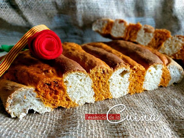 Pa de Sant Jordi, cuina facil de fer, l'essència de la cuina, blog de cuina de la Sònia